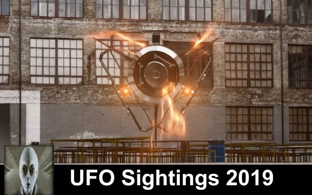UFO Sightings 2019 Stealth Follows UFO And Reverse Alien Technology