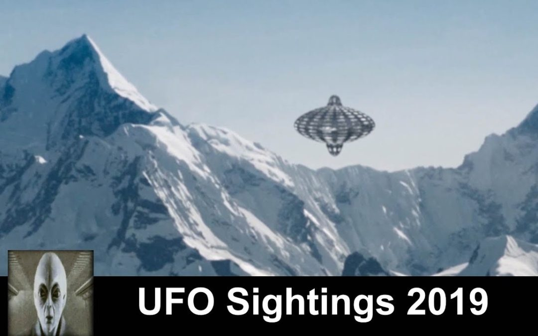 UFO Sightings 2019 Unknow object Has Been Visiting Earth For Decades