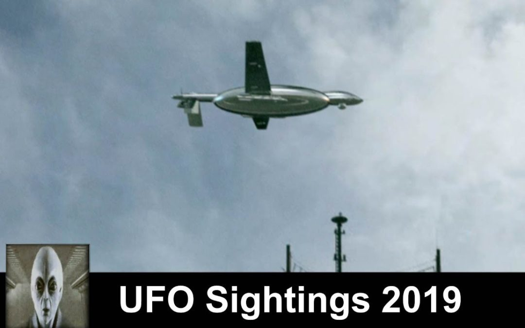 FO Sightings 2019 What Is It And Strange Lightings In The Sky