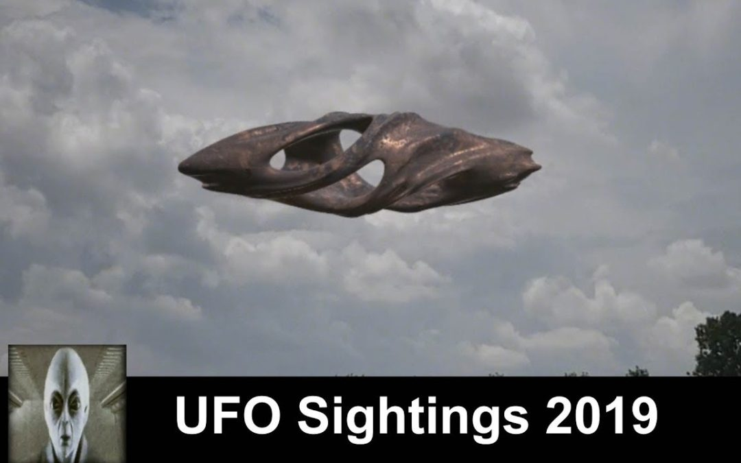 UFO Sightings 2019 Ancient UFO Aircraft Spotted