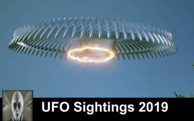 UFO Sightings 2019 Mother Ship Spotted
