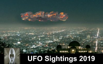 Top 5 UFO Sightings 2019 Proof Positive Great Footage