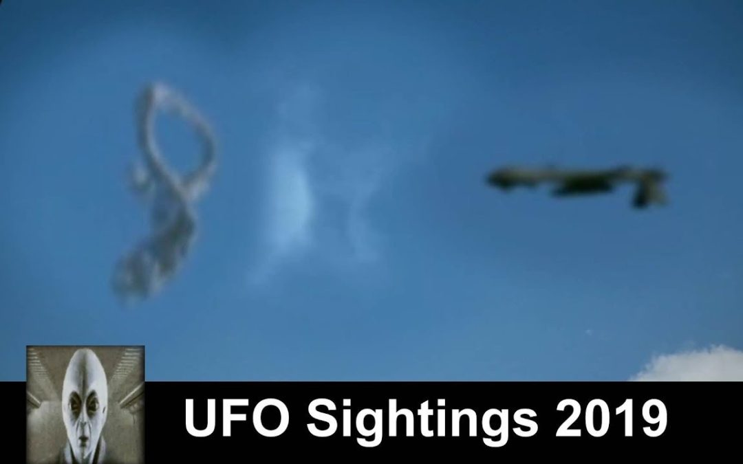 UFO Sightings 2019 Don't Think We Are Supposed To See This Ovni