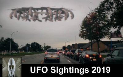 UFO Sightings 2019 During Rush Hour Must See Footage