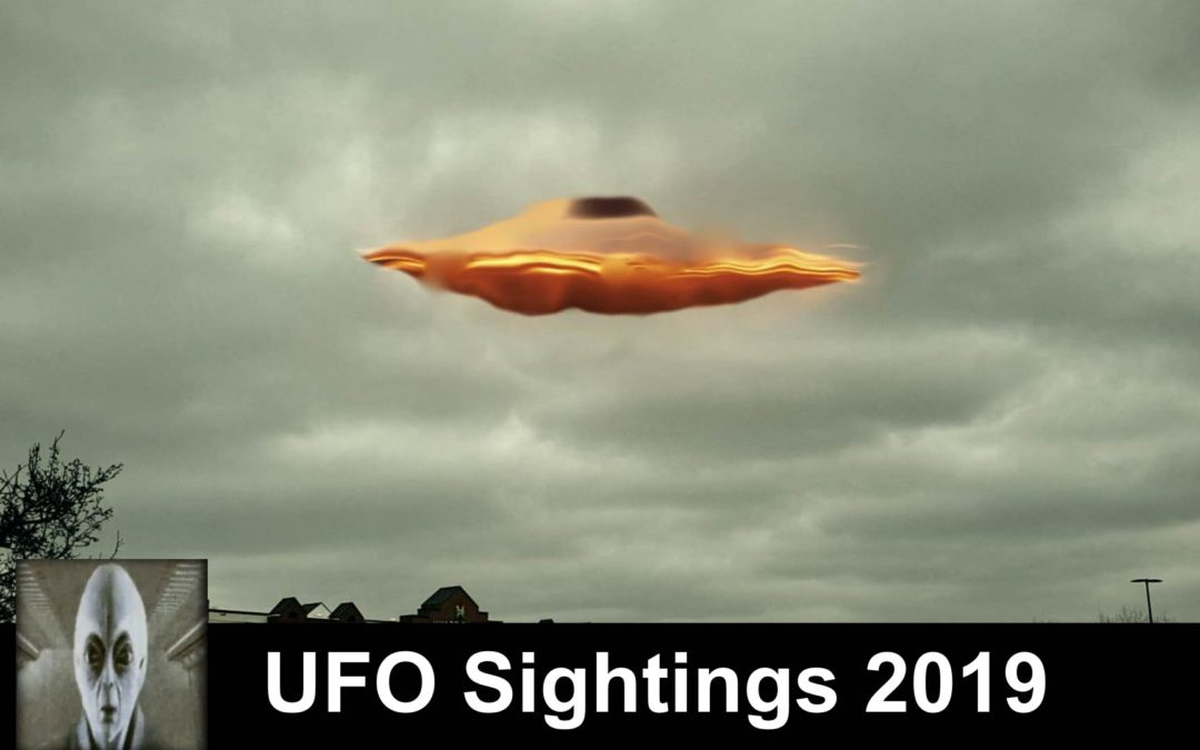 UFO Sightings 2019 Flying Saucers