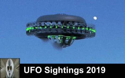 UFO Sightings 2019 Huge Unknown Object And Something In Venice Italy