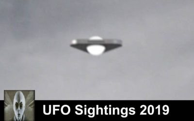 UFO Sightings 2019 Low Flying Objects