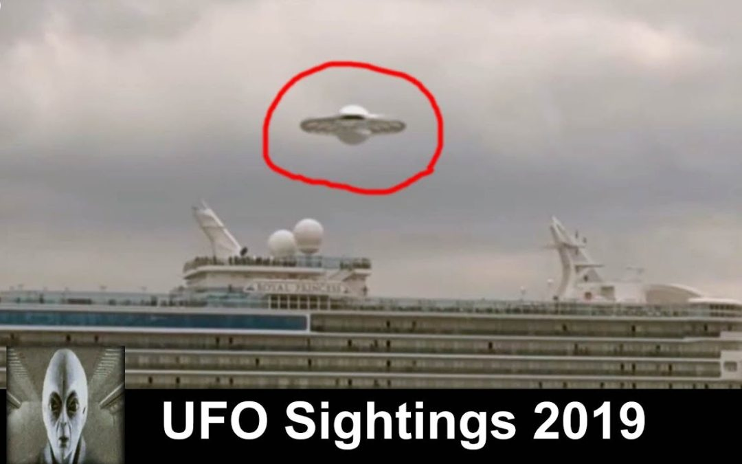 UFO Sightings 2019 On An Air Force Base And Over Cruise Ship