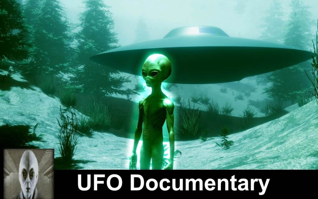 UFO Documentary April 10th 2019 You Might Want To See This
