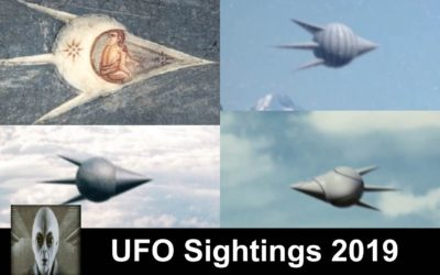 UFO Sightings 2019 Ancient Aircraft Spotted Multiple Times