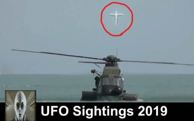 UFO Sightings 2019 April 8th 2019 Must See UFO Footage