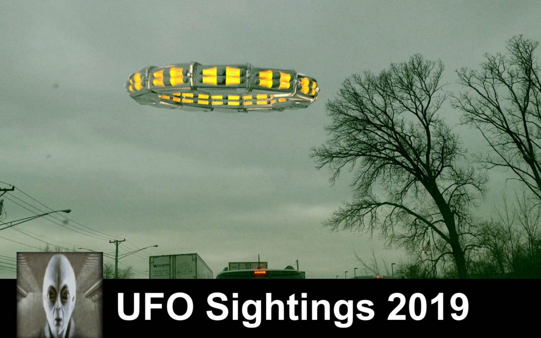 UFO Sightings April 13th 2019 UFO During Rush Hour
