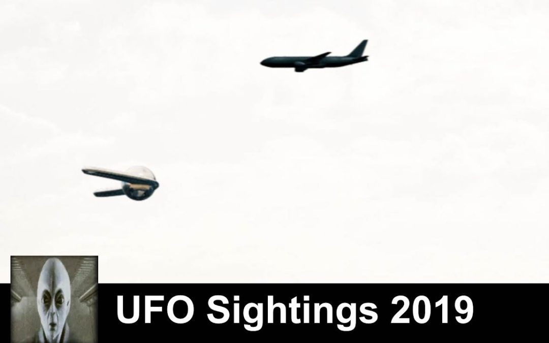 UFO Sightings April 15th 2019 Excellent UFO Footage