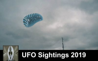 UFO Sightings April 24th 2019 Organic Object Is It Alive