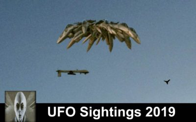 UFO Sightings April 2nd 2019 Must See UFO Footage