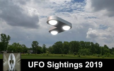 UFO Sightings April 3rd 2019 This Is It Proof Positive