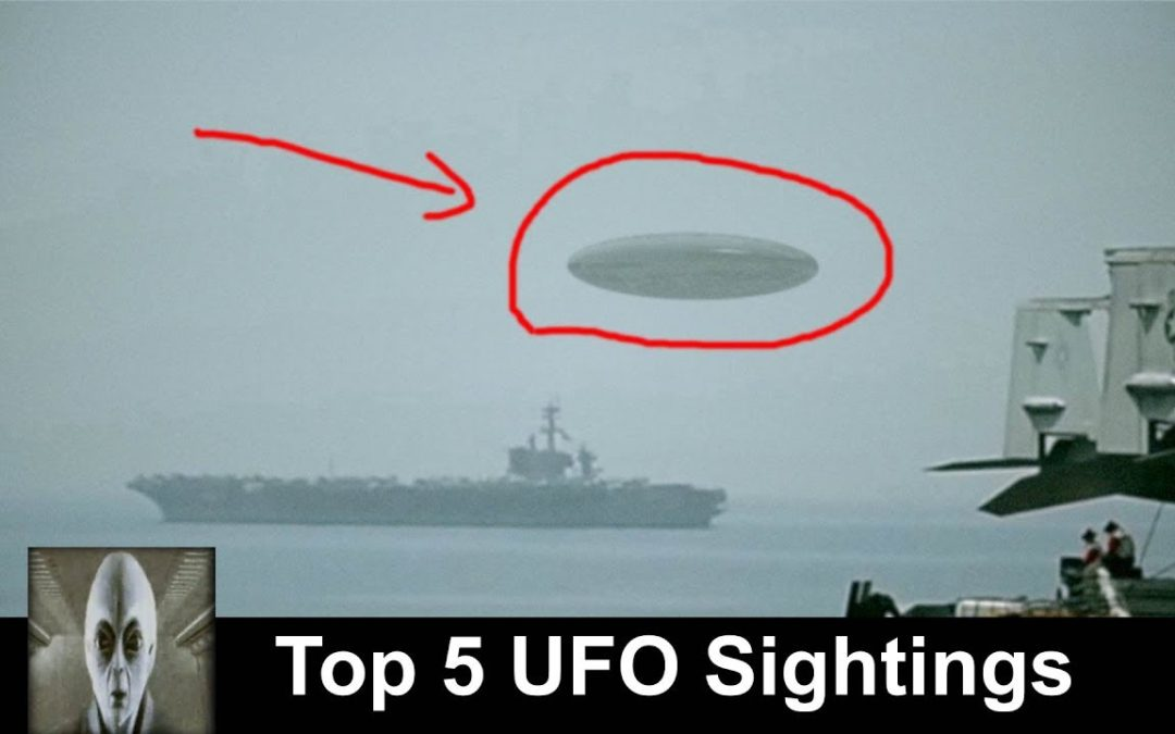Top 5 UFO Sightings May 9th 2019 This Is It