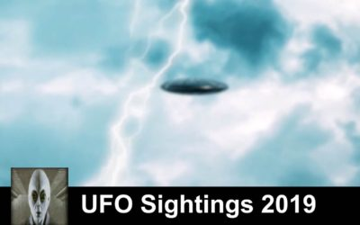 UFO Sightings May 29th 2019 During A Thunder Storm