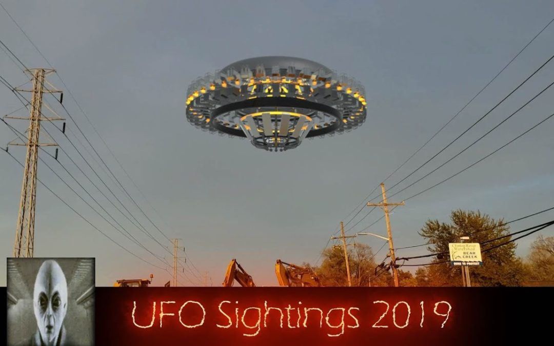 UFO Sightings May 6th 2019 Great Footage