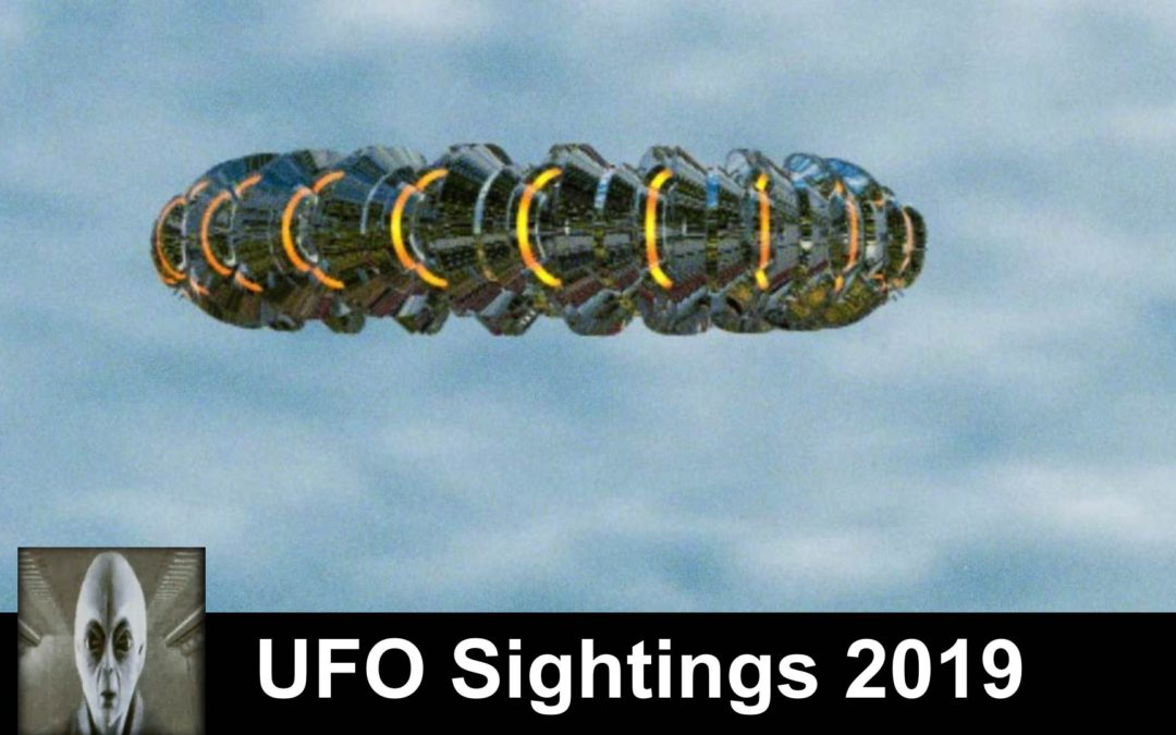 UFO Sightings 2019 June 27th 2019 Clear Footage