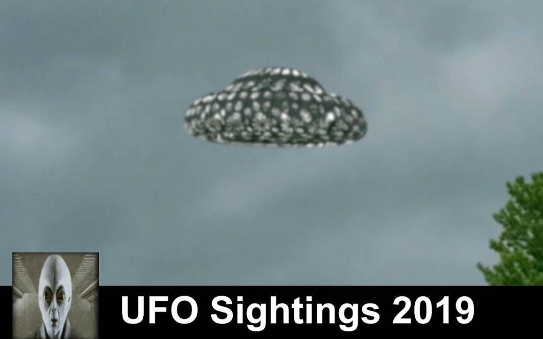 UFO Sightings 2019 Look At This Object UFO For Sure